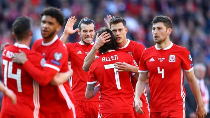 Skuad Wales Euro 2020
