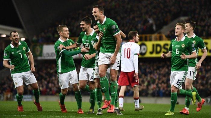 Irlandia Utara Akan Membuat Kejutan Di Euro 2020